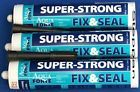 3 x MS Polymer Kleber 290 ml Super Strong Fix & Seal
