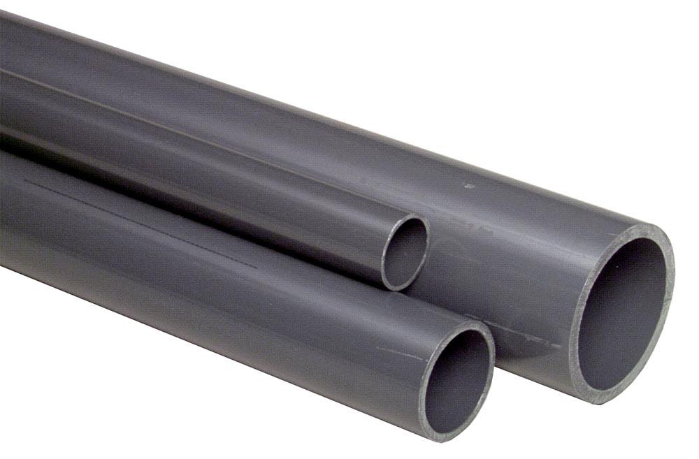 Pvc Rohr 75mm 100cm Lang Steppan Koi Teich Und Filtertechnik