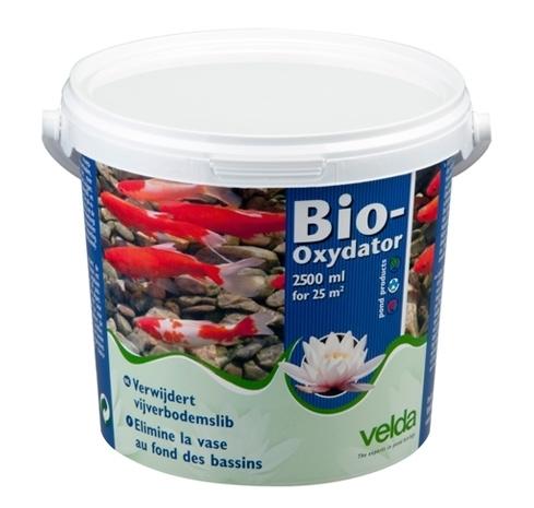 Bio oxydator 1000 ml im 1 liter eimer steppan koi teich for 1000 liter teich